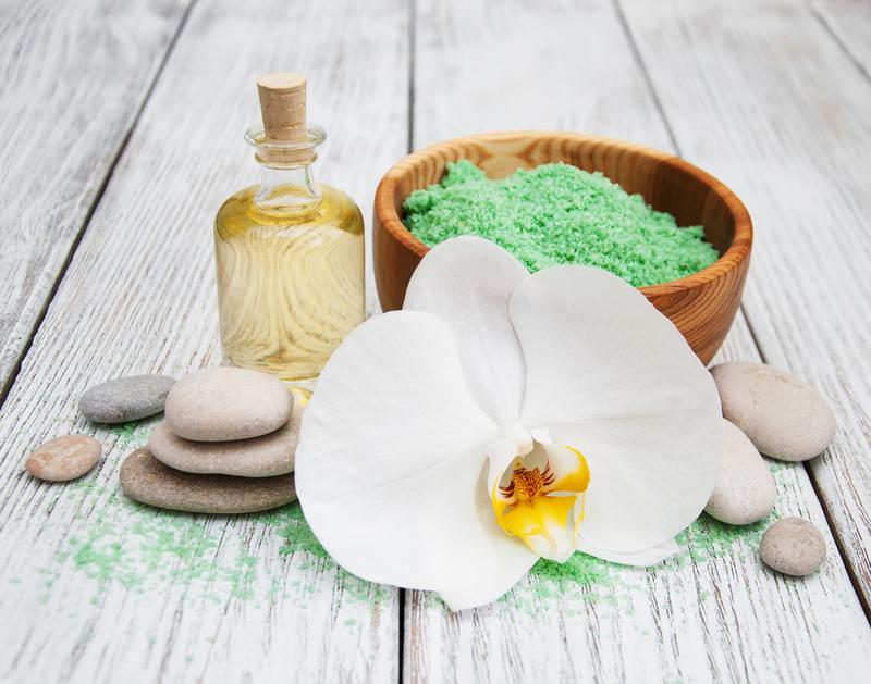 Chromotherapy & Aromatherapy