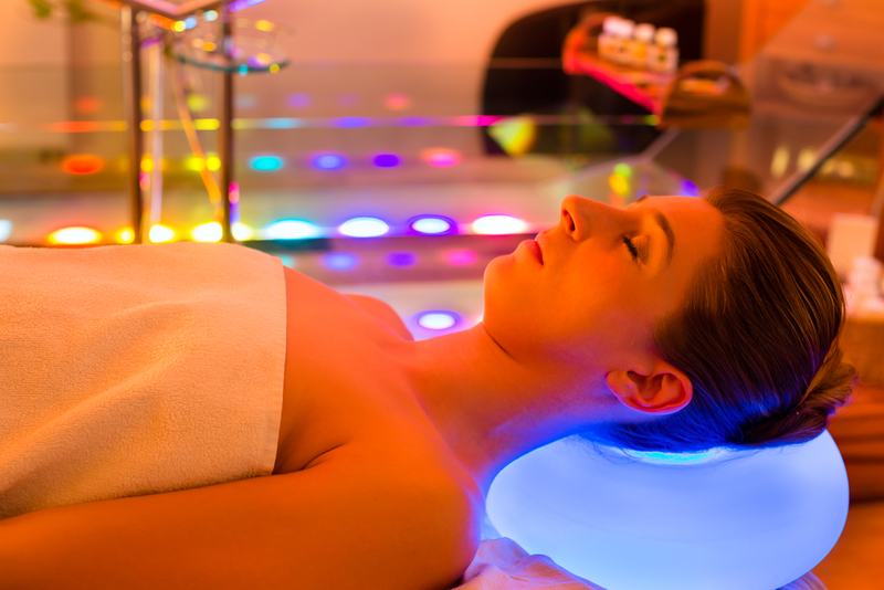 The Benefits of Chromotherapy