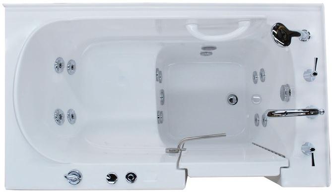 Lowe's Best Selling Walk-in Tubs