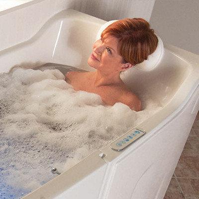 Soaking in a Warm Bath
