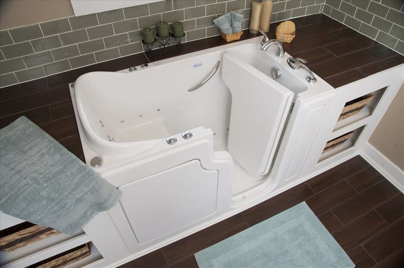 Structural Features for walk in tubs