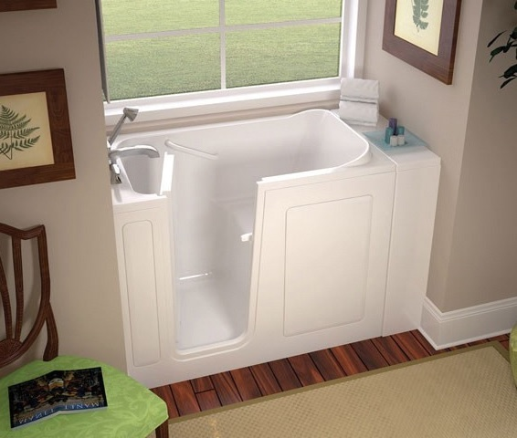 Xremebath Walk-in Tub (White)