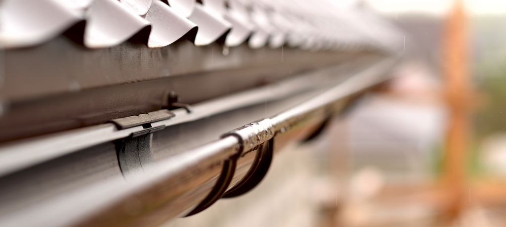The Different Materials of Rain Gutters